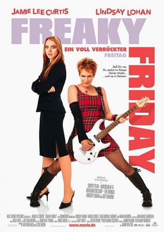 плакат фильма Чумовая пятница