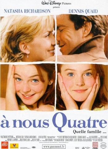 плакат фильма Ловушка для родителей