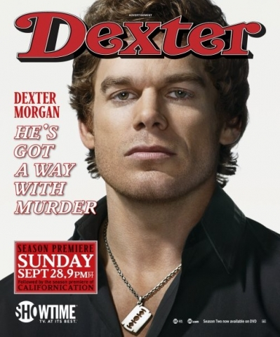 плакат фильма другие сезон 3 Декстер