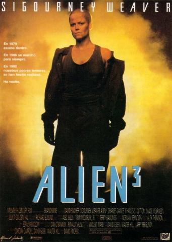 плакат фильма Чужой 3
