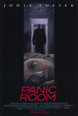 плакат фильма Комната страха