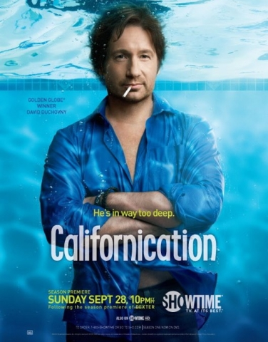 плакат фильма Блудливая Калифорния