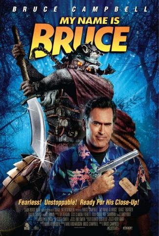 плакат фильма Меня зовут Брюс