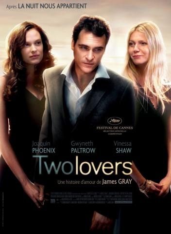 плакат фильма постер Любовники