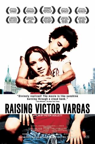 плакат фильма Юность Виктора Варгаса