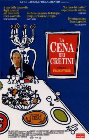 плакат фильма Ужин с придурком
