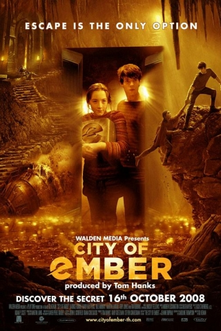 плакат фильма Город Эмбер: Побег