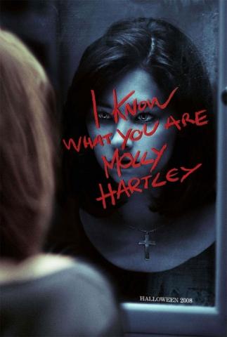 плакат фильма Призраки Молли Хартли