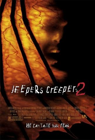 плакат фильма Джиперс Криперс 2