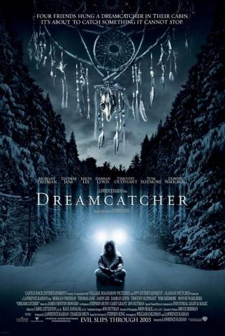 плакат фильма постер Ловец снов