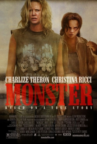 плакат фильма Монстр