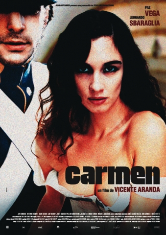 плакат фильма Кармен