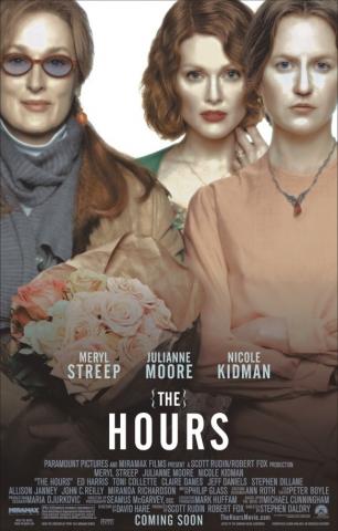 плакат фильма Часы