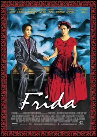 плакат фильма Фрида