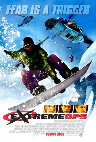 плакат фильма Экстремалы