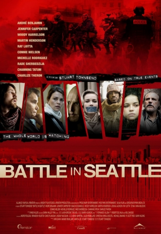 плакат фильма Битва в Сиэтле*