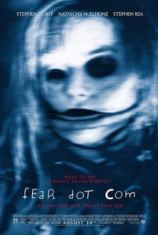 плакат фильма Страх.com