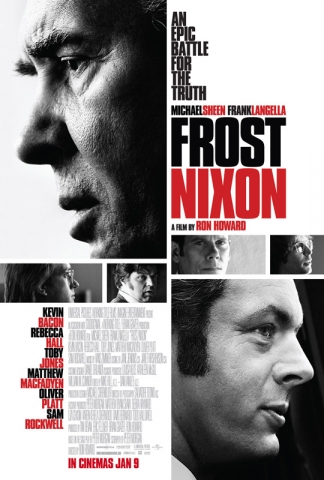 плакат фильма Фрост против Никсона