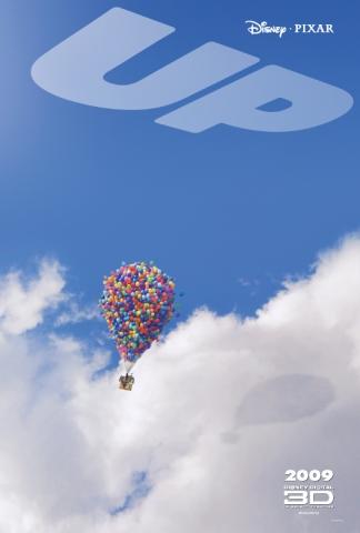 плакат фильма Вверх