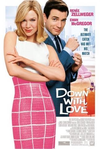 плакат фильма К черту любовь!