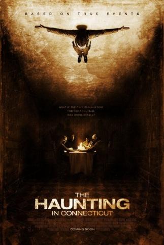плакат фильма Призраки в Коннектикуте