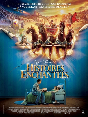 плакат фильма Сказки на ночь