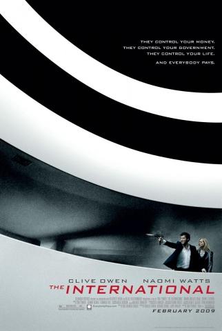 плакат фильма Интернэшнл