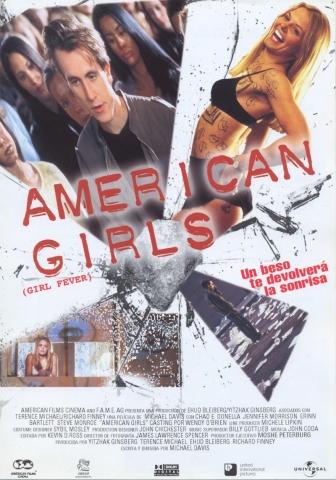 плакат фильма Лихорадка по девчонкам