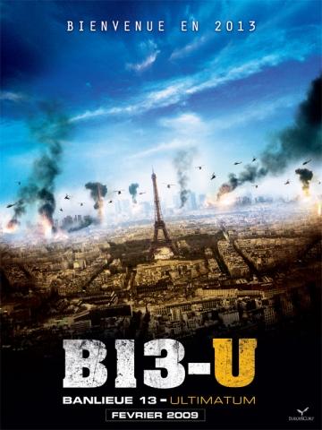 плакат фильма 13-й район: Ультиматум