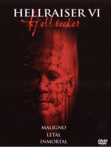 плакат фильма Восставший из ада: Поиски ада