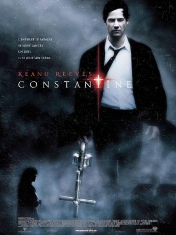 плакат фильма Константин: Повелитель тьмы
