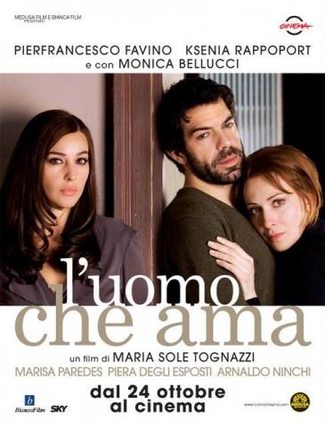 плакат фильма Человек, который любит