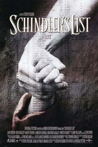 плакат фильма Список Шиндлера