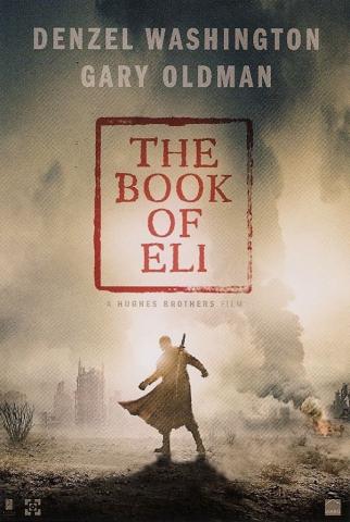 плакат фильма Книга Илая