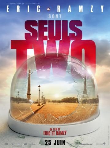 плакат фильма Приключения в пустом Париже