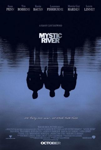 плакат фильма Таинственная река