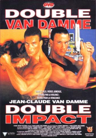 плакат фильма Двойной удар
