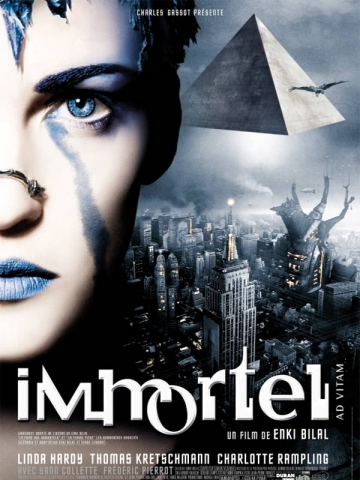 плакат фильма Бессмертные: Война миров