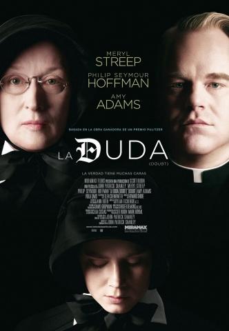 плакат фильма Сомнение