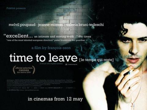 плакат фильма Время прощания