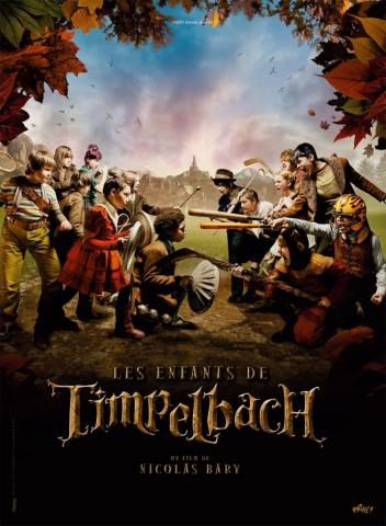 плакат фильма Сорванцы из Тимпельбаха