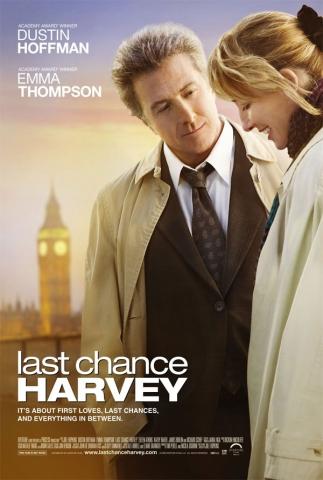 плакат фильма Последний шанс Харви