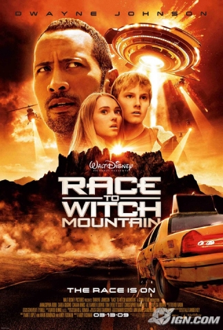 плакат фильма Ведьмина гора