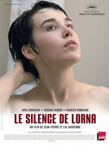 плакат фильма Молчание Лорны