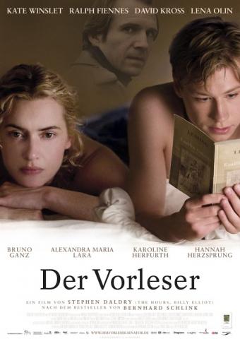 плакат фильма Чтец