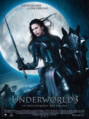 плакат фильма Другой мир: Восстание Ликанов