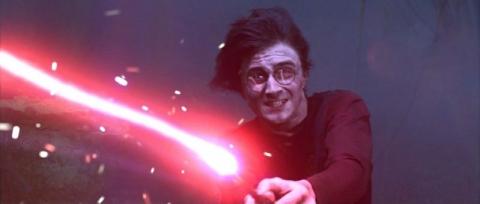 кадры из фильма Гарри Поттер и Кубок Огня Дэниэл Рэдклифф,