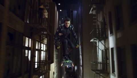 кадры из фильма Человек-паук: Враг в отражении