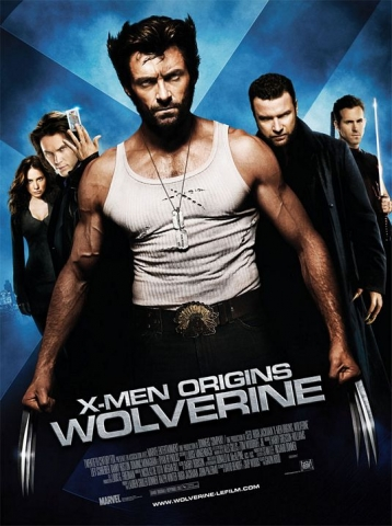 плакат фильма Люди Икс: Начало. Росомаха