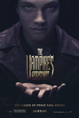 плакат фильма История одного вампира